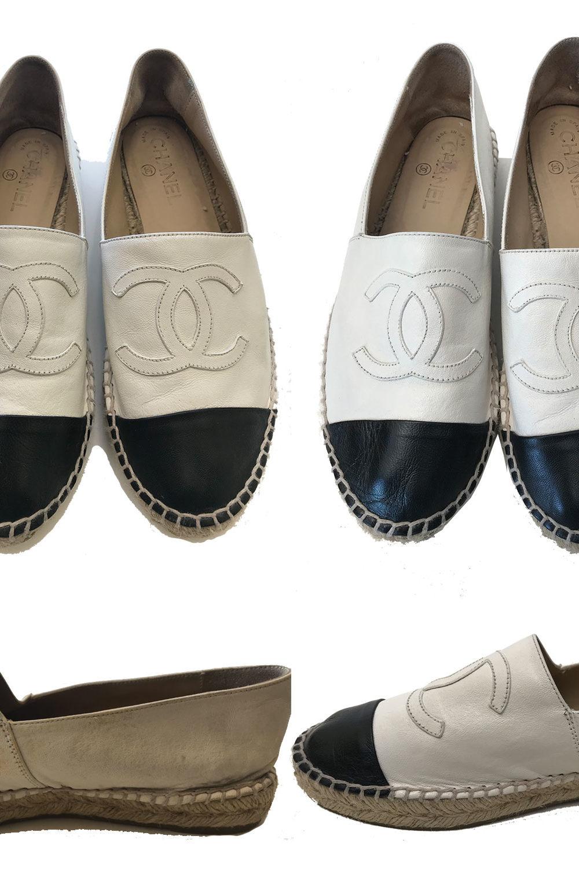 Chanel Shoe Repair