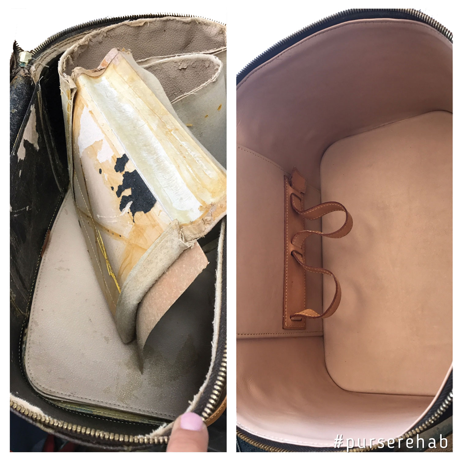 Louis Vuitton Makeup Case